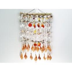 Bambu Deniz Kabuğu Süsler