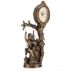 Romantik Sarkaçlı Masa Saati