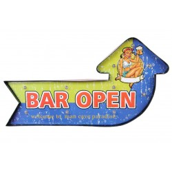 Işıklı Bar Tabela