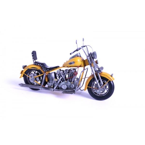 Metal Dekoratif Chopper