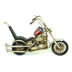 Metal Custom Chopper
