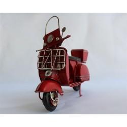 Klasik Scooter Motorsiklet