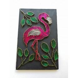 Flamingo Filografi Tablo