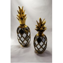 Ananas Dekor Set