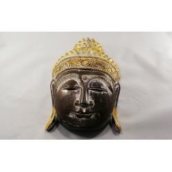 Ahşap Buda Duvar Obje