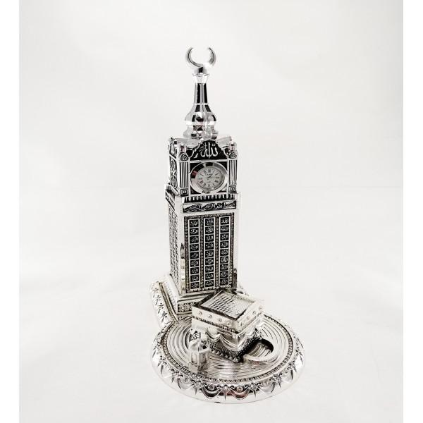 Kaideli Zemzem Gümüş Saat