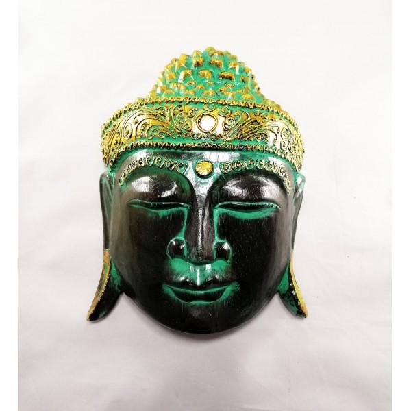 Yeşil Buda Duvar Süsü