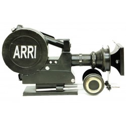 Dekoratif Metal Kamera ARRI